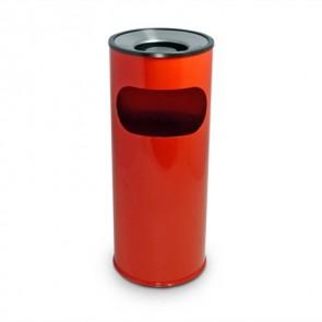 Ash litter bin - Red (BDF24)