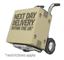 Next Day Delivery within the UK